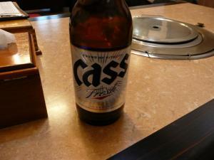 Cassビール