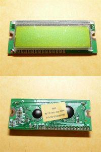 小型LCD SD1602HUシリーズを簡単に改造して3.3Vで使えるか?