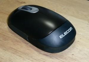 150円で出来る無線マウスの電源改造