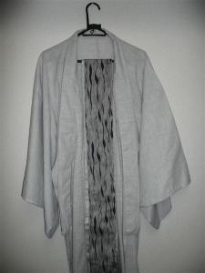 浴衣を楽天のショップで買ってみた。下駄、帯付きで1万円