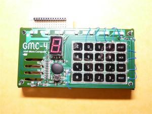 学研の大人の科学Vol.24 4ビットマイコン(GMC-4) キーアクセスが自動にできるようになった