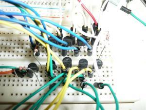 回路はすっきりなのだが・・・・