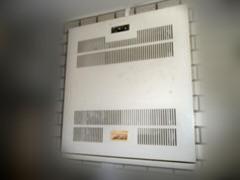 交換されたVDSL集合装置