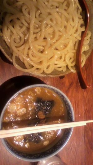 400gのつけ麺