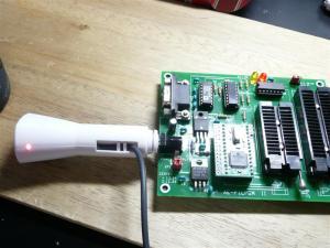 15V製品の秋月のライターもこの通り使用可能