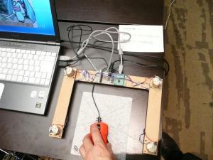 ハプティックデバイス「SPIDAR-mouse」を作ってみた ハプティック技術推進協議会