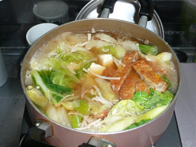 冷蔵庫の野菜処分