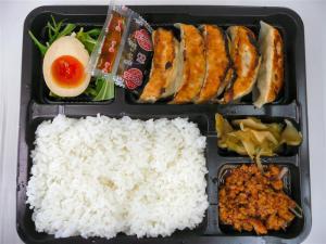 日本橋焼餃子のにんにく不使用餃子