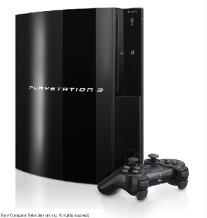 PS3で時計機能のバグによる障害が発生。現在は復旧