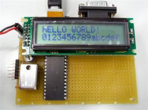 PIC16F877Aボード
