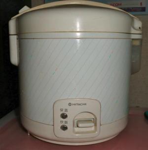 15年以上は使われた炊飯器