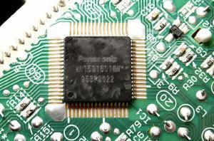 マイコンは8ビットマイコンMN15G1601