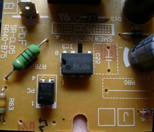 インテリジェントパワーデバイスMIP289