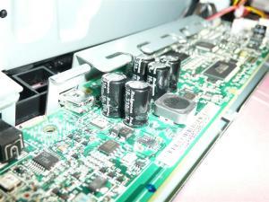 電解コンデンサはルビコン社製で問題なし!