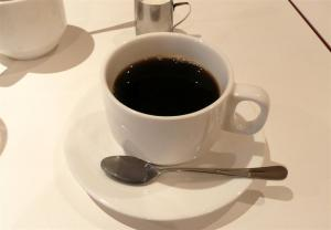 食後のコーヒーもお代わりOK!