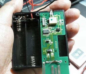 この電池ボックスに組みたいけど入らないな・・・・