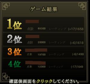 東風戦のみ