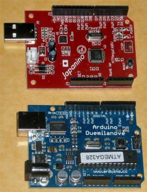Arduinoと比較