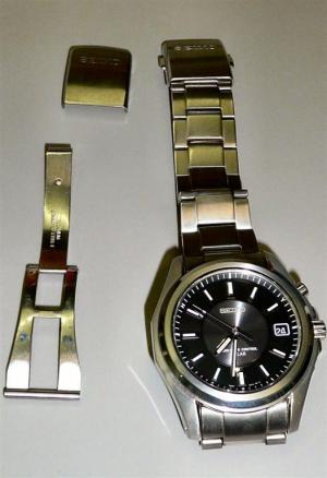 腕時計修理完了