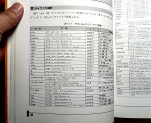 PICCliteの日本語の解説書として重宝