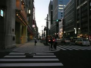 人形町から歩いて神田へ