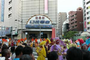 東武浅草駅前