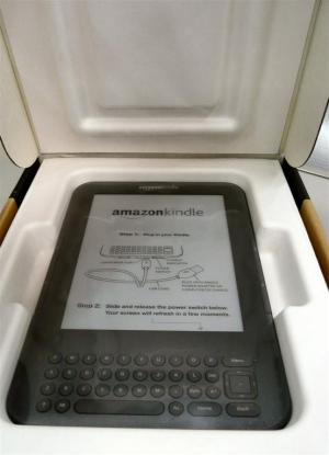 amazon kindleキター!