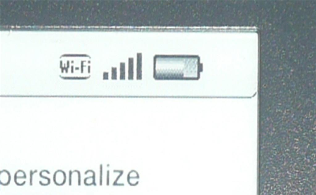 Wi-Fiで接続成功!