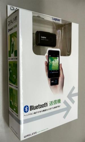 Bluetoothオーディオトランシーバ購入