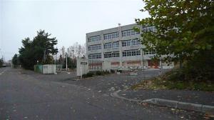 2010年11月の士別高校跡地