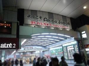 夜ヨドバシAkibaに行ってみた