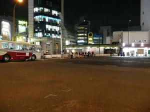 2010年3月時点の荻窪駅北口