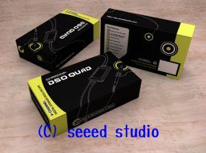 DSO Quadのパッケージデザイン決定!