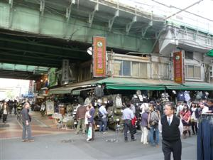 ミリタリー洋服御用達 上野 中田商店