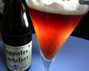 ベルギービール ロシュフォール10