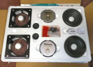 Stereo2011年7月号FOSTEXスピーカ付