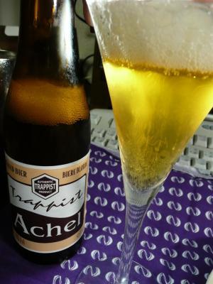 ベルギービール アヘル・ブロンド