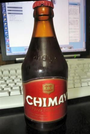 ベルギービール シメイ・レッド