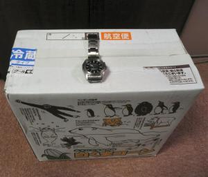 結構大きな箱