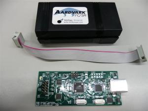 Aardvark I2C/SPI Host Adapter 分解