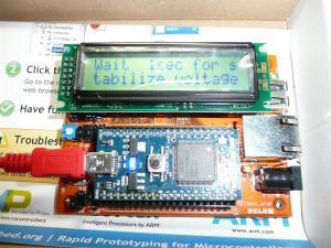 mbedでオープンソースの放射線量計ソフトを動かす