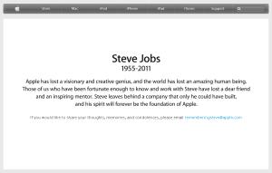 米アップル社前CEO スティーブ・ジョブズ氏 死去