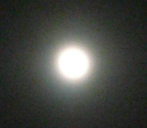 皆既月食:10日夜、11年ぶり全国の南の空で