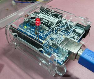 Arduino上で動くインタプリタ言語 iArduino
