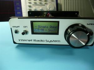 インターネットラジオ完成