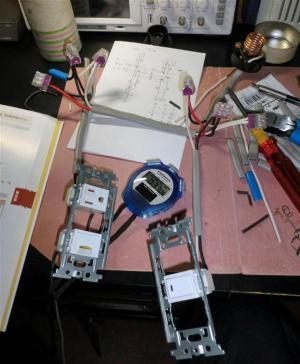 第二種電気工事士技能試験対策中