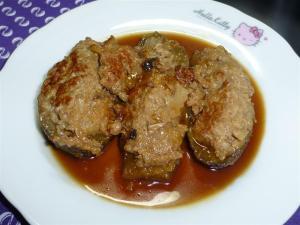 なすの肉詰め(゚д゚)ウマー