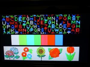 PIC32MX220F032Bでビデオ出力