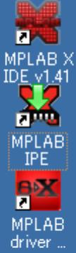 MPLABX1.41アップデート