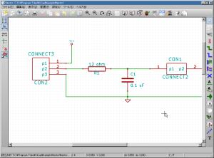 フリーな回路図・基板作成CAD「KiCad」